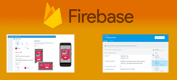 Firebase announces new in-app messaging capabilities, enhancements to the console and Crashlytics services, and more