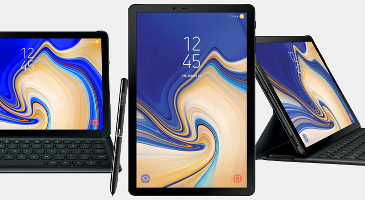 Samsung's Galaxy Tab S4 is a $650 Android tablet with laptop ambitions