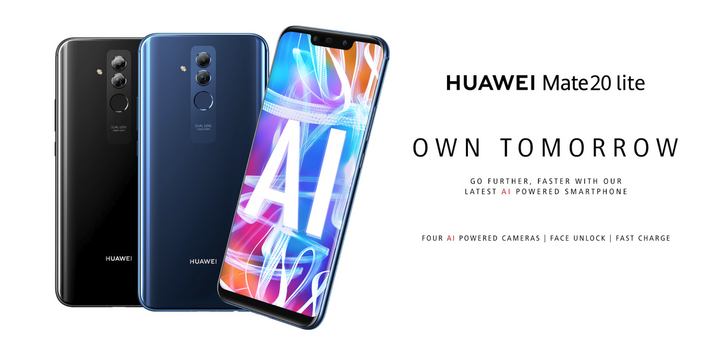 Huawei Mate 20 Lite is official, available September 5