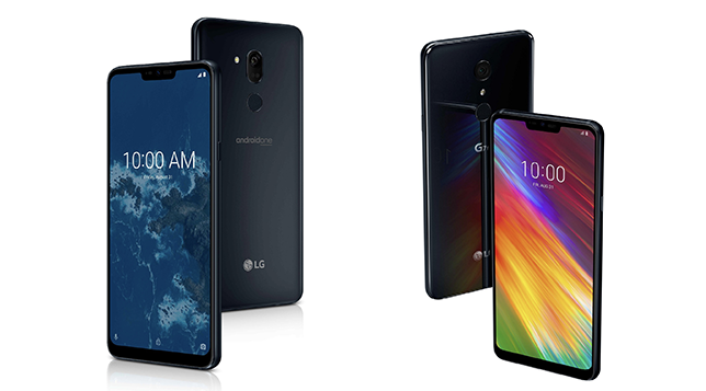 LG announces Android One-toting G7 variant, plus upper mid-range G7 Fit