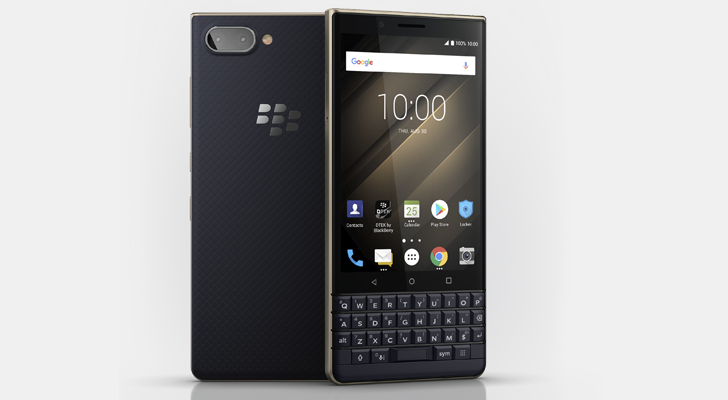 The BlackBerry Key2 LE is official, starts at $399