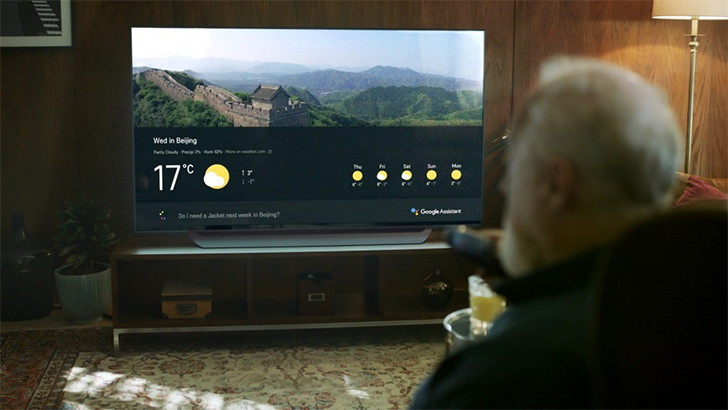 How to turn off info sharing on TVs and set-top boxes with Google Assistant (non-Android TV devices only)
