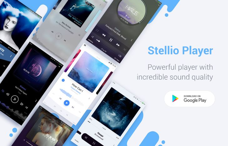 Stellio is a powerful music player with lossless support and incredible themes [Sponsored Post]