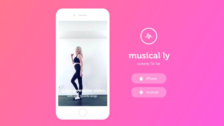 Popular social media app Musical.ly is now Tik Tok