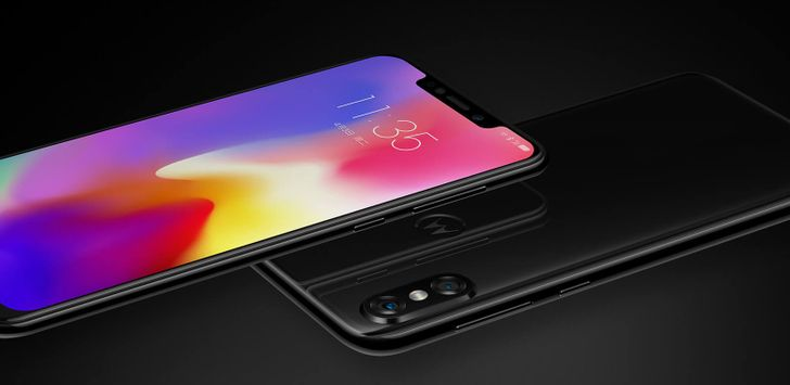 The Moto P30 announced in China as just the latest in a long line of iPhone X clones