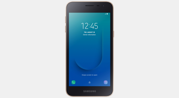 Samsung announces its first Android Go phone, the Galaxy J2 Core