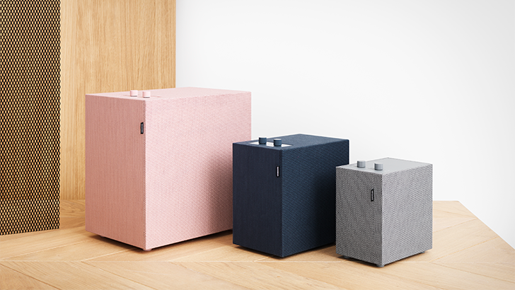 [Update: Winners] We're giving away two stylish Urbanears Lotsen speakers with Wi-Fi, Bluetooth, Cast, and AirPlay support (US and CAN)
