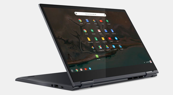 Lenovo announces premium Yoga Chromebook and two budget models