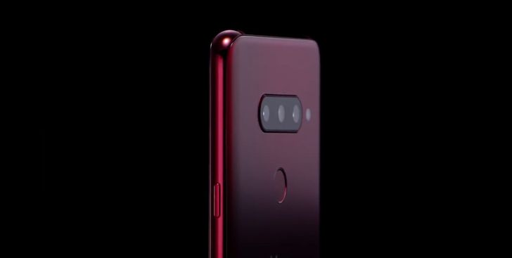 [Update: New source] LG V40 ThinQ design made official ahead of October 3 unveiling