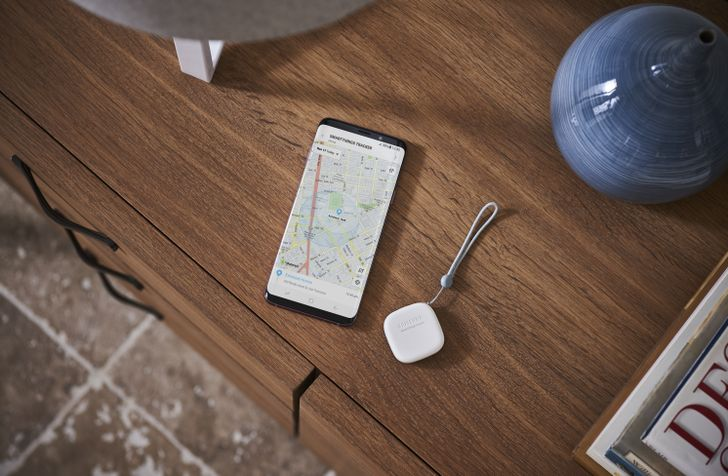 Samsung announces LTE-enabled SmartThings Tracker