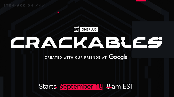 OnePlus and Google release Crackables, a crypto puzzle game with a grand prize worth $30,000