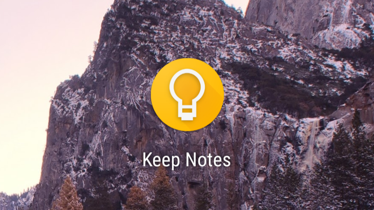 Google is renaming Keep to 'Keep Notes' for some reason [APK Download]