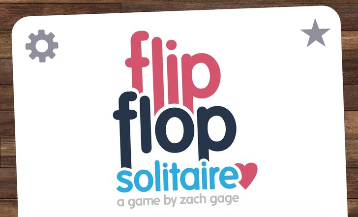 Flipflop Solitaire by Zach Gage has finally made its way to Android