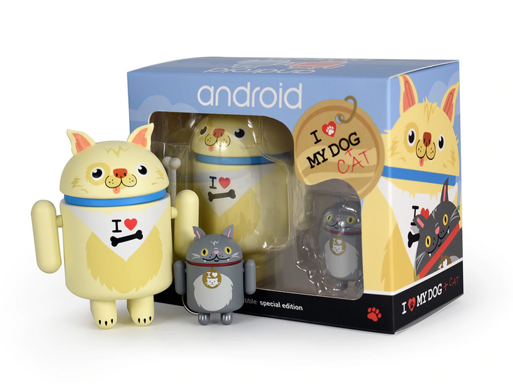 Attention pet lovers: The new Dead Zebra Android Minis are for you