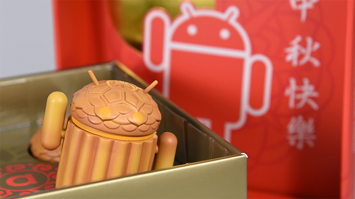 Dead Zebra's new mooncake Android Minis celebrate the Mid-Autumn Festival