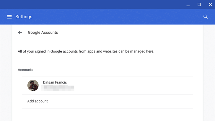 Chrome OS might soon let you sign in multiple Google accounts without switching user profiles
