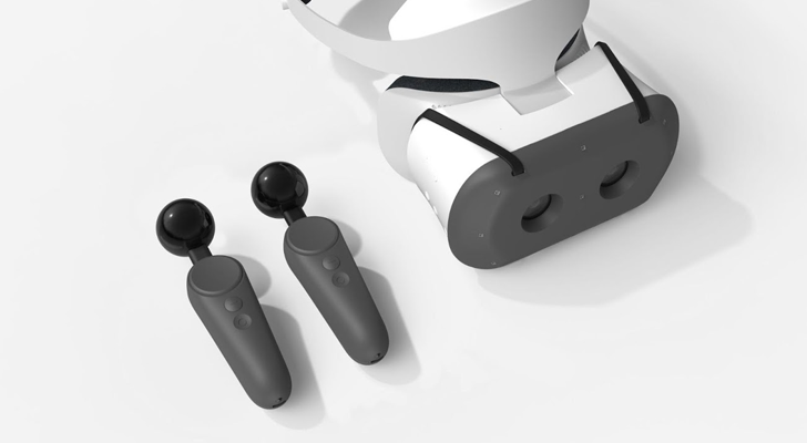 Standalone Daydream VR headsets will eventually have improved controllers, see-through mode, and more