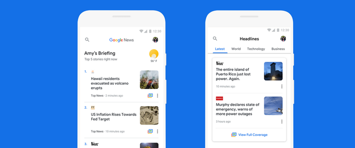 Google announces automatic data-saving features for Google News