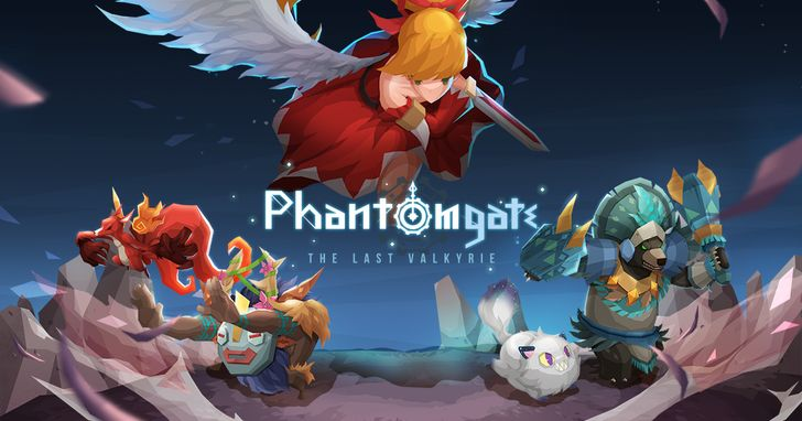 Netmarble's turn-based gacha RPG 'Phantomgate: The Last Valkyrie' is here