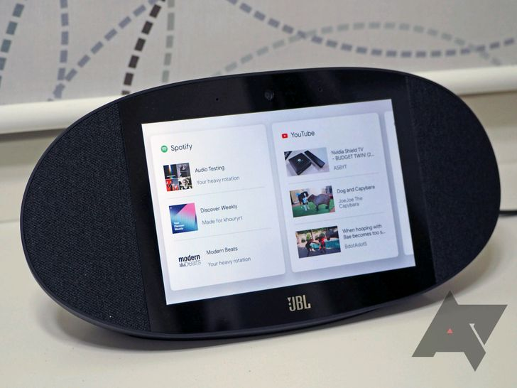 JBL Link View smart display drops to all-time low of $85