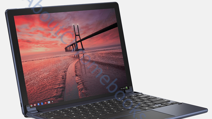 Images of Google's Chromebook tablet 'Nocturne' may have just leaked