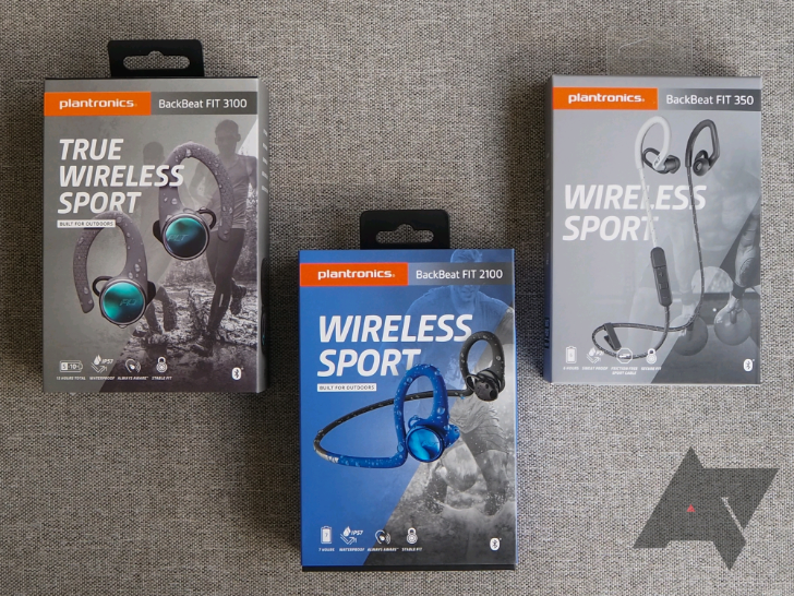 Plantronics Backbeat Fit 3100 2100 And 350 Quick Review Sports Earbuds Done Right
