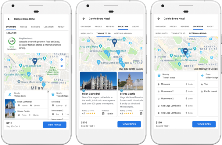Google Search will make trip planning even easier with more personalized information