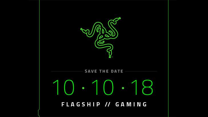 Razer Phone 2 gets ready to make an October 10 debut