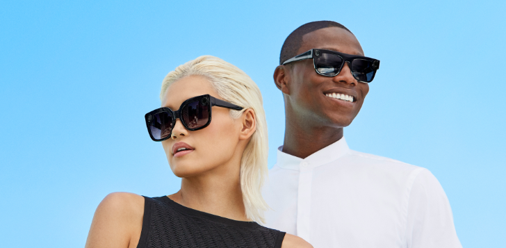 Snap Inc. releases second generation Spectacles in two new styles for $200