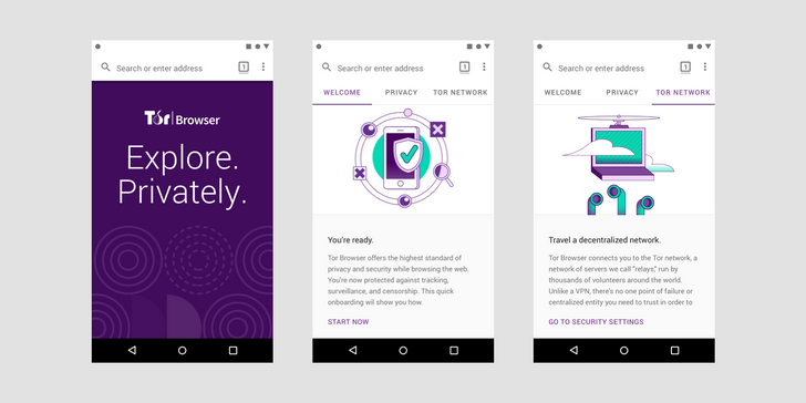 The Tor Project launches Tor Browser alpha on Android