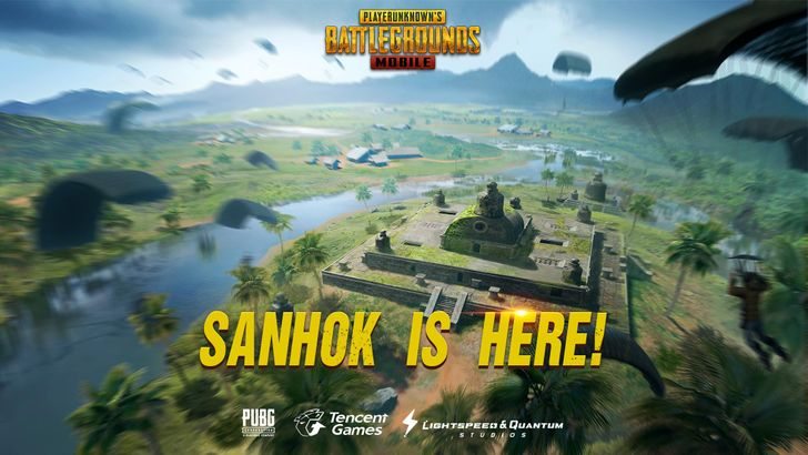 PUBG Mobile v0.8.0 adds Sanhok map, new vehicles, and more [APK Download]