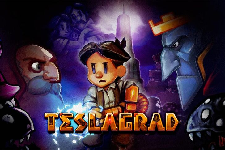 Indie Metroidvania 'Teslagrad' is coming to Android, and you can pre-register right now