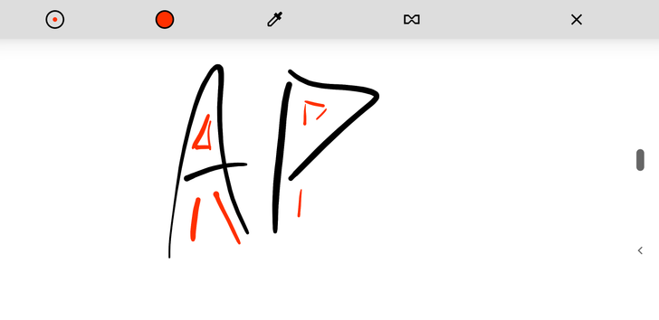 [Update: Older Pixels] The Pixel 3 and 3 XL have a drawing app Easter egg
