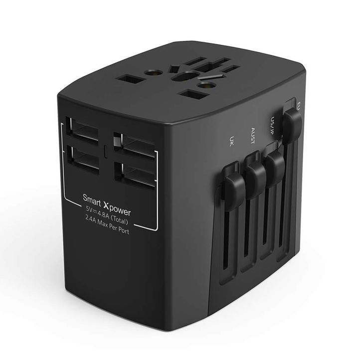 [Update: Winners] We're giving away 30 Xcentz Universal Travel Adapters, plus 50% off coupons for everyone else [US]