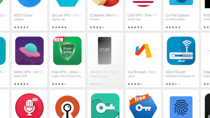 [Update: Listing restored] A DMCA failure: Play Store automated takedowns hit indie app 'Always On Display AMOLED'