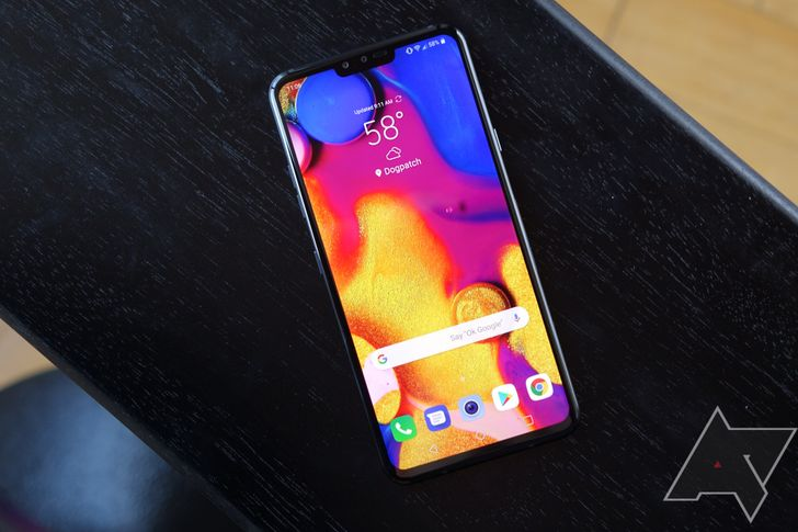 LG V40's kernel source code is already available