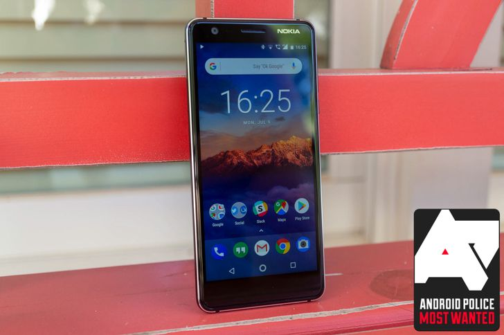 The Nokia 3.1 is now $120 ($40 off) from B&H Photo