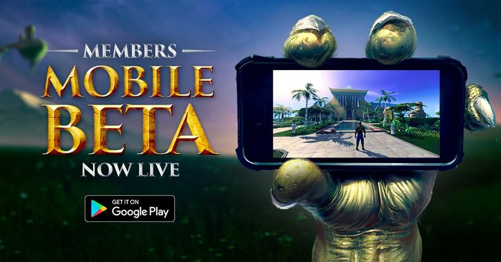 RuneScape Mobile members-only beta starts today
