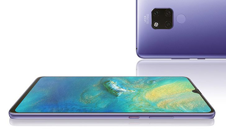 "The Huawei Mate 20 X has a colossal 7.2"" display with a waterdrop notch and a 5,000mAh battery"