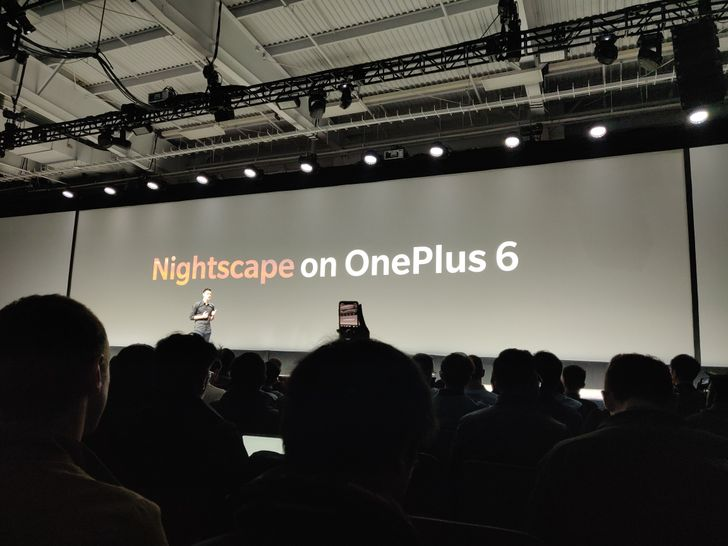 'Nightscape' feature from OnePlus 6T coming to older OnePlus 6