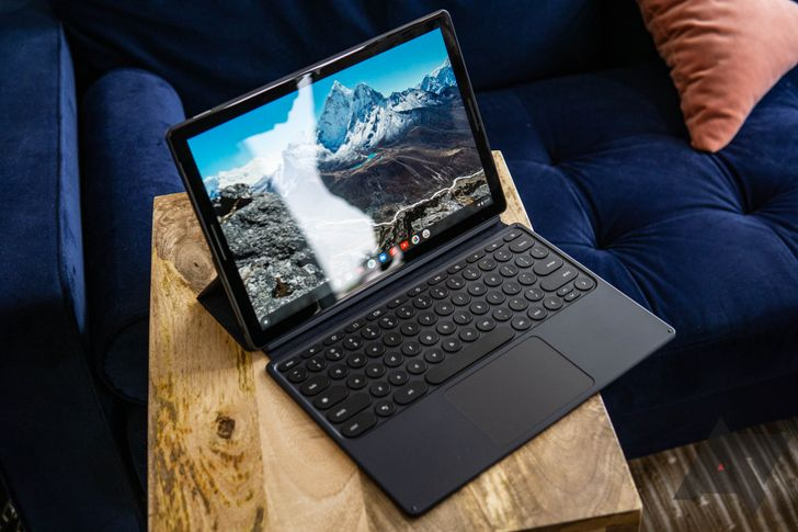 [Update: More devices] Chrome OS 75 rolling out again, but just for the Pixel Slate