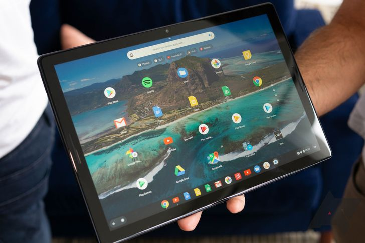 Pixel Slate pre-orders are now open, ahead of late November availability