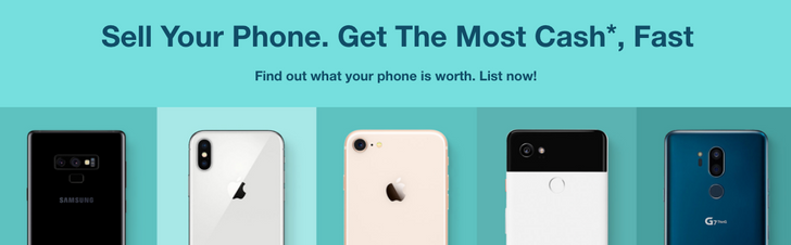 eBay's new Instant Selling program aims to beat out competitors' smartphone trade-in values