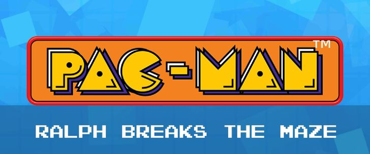 PAC-MAN: Ralph Breaks the Maze combines classic arcade action with a few Disney properties