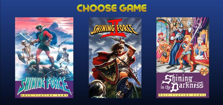 Shining Force Classics is the latest SEGA Forever release on the Play Store