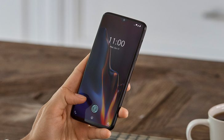 Meet the OnePlus 6T: In-display fingerprint reader, improved photos, no headphone jack, coming to T-Mobile