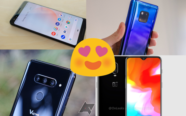 Weekend poll: Which October phone announcement got you most excited?