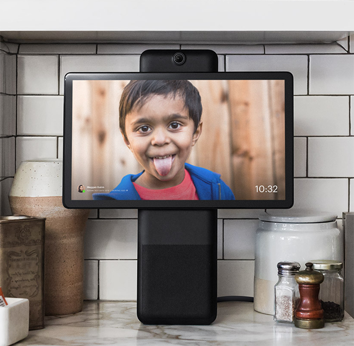 Keep mom and dad connected with a Facebook Portal Plus, now $100 off