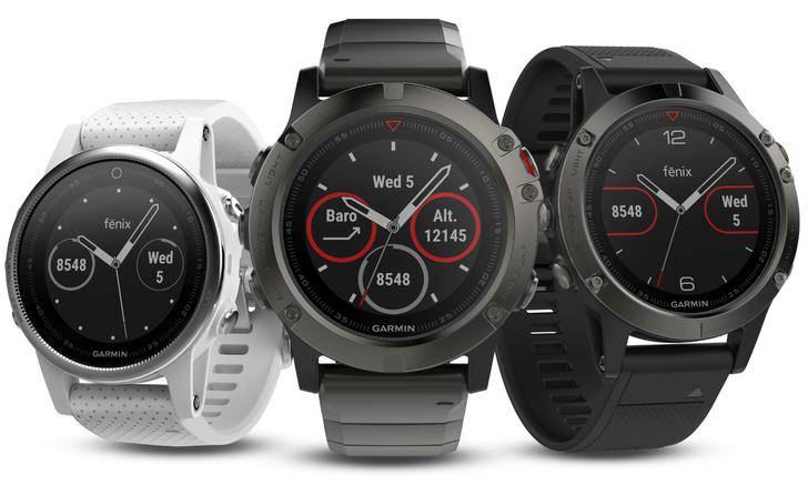 Garmin Fēnix 5 Plus watches now support phone-free Spotify listening