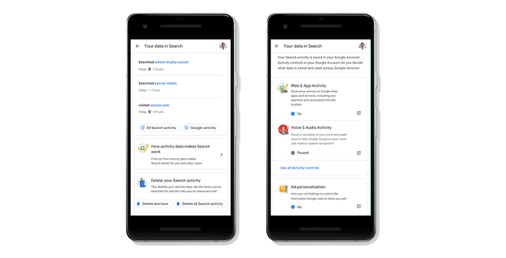 Google to embed user-friendly data privacy controls into Search, Maps, and more